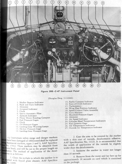 C-47 Skytrain Army Air Force Handbook