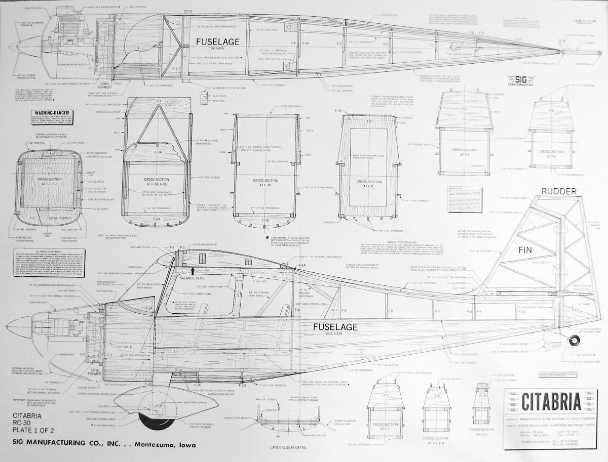 Sig Citabria Airplanes And Rockets