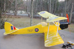 GWS Tiger Moth - Airplanes and Rockets