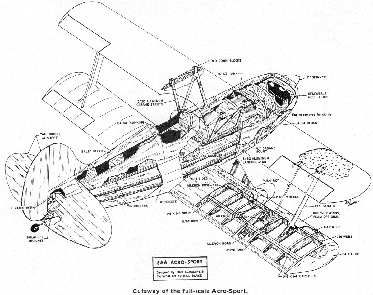Eaa Acro Sport Plans And Article November 1974 American