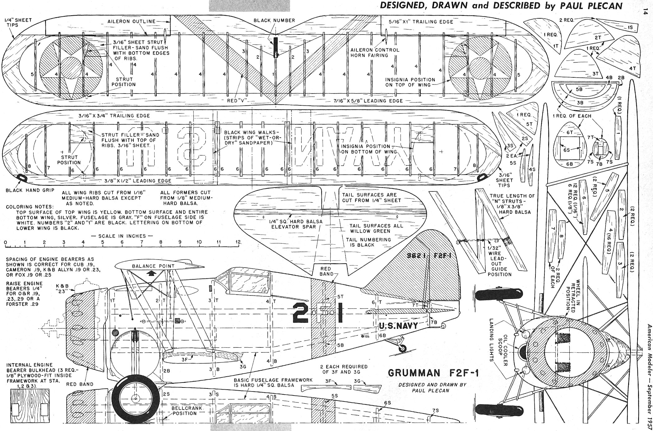 PDF DIY Balsa Wood Airplanes Plans Download bathroom shelves