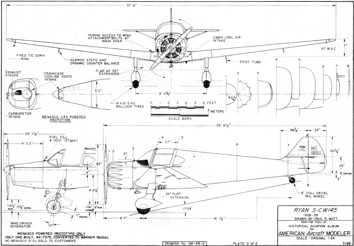 propeller plane engine diagram