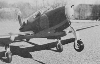 J 21 Saab J21-A Plan...