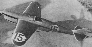 The Folkerts SK-4 as it appeared 1938-9 - Airplanes and Rockets