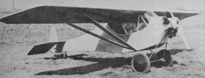 First Monocoupe, built in 1927 - Airplanes and Rockets
