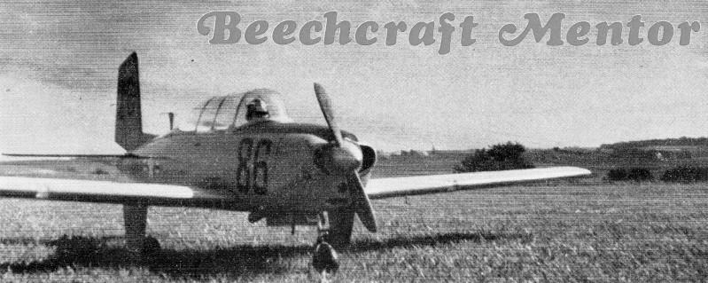 T-34B Mentor Plans, February 1968 American Aircraft ...
