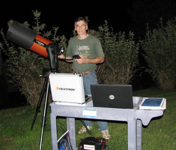 Amazon.com: Celestron NexStar 8 SE Telescope: Camera  Photo