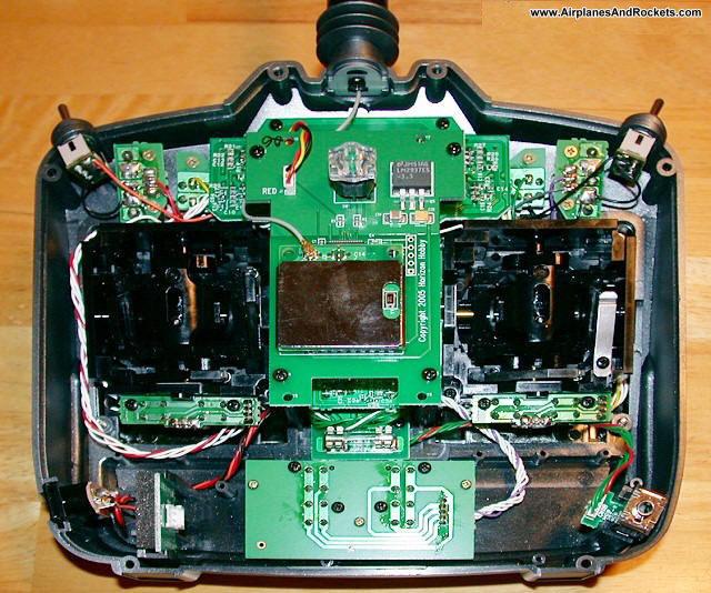 Spektrum DX6 Spread Spectrum Radio Control System - Airplanes and