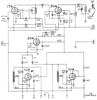 citizen ship 8 channel aug 1958 1 r c equipment citizen ship 8 channel (august 1958 american 5channel rc transmitter circuit diagram at virtualis.co
