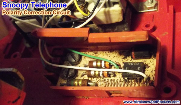 Telephone Lamp Circuit