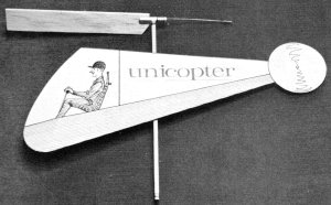 Unicopter Article Amp Plans From The May 1973 American