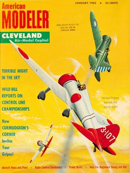 2 American Modeler Magazine - Aug 1960, 1962 - U2 Plans - Rocketry - Helicopter