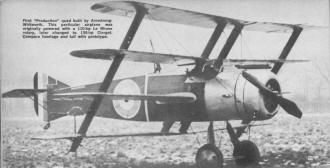 "First ""Production"" quad built by Armstrong Whitworth - Airplanes and Rockets"