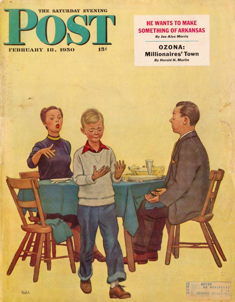 Saturday Evening Post December 9, 1961 Rex Stout Dwight D Eisenhower