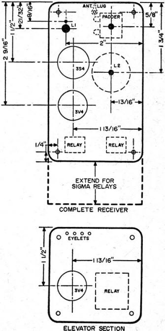 simple dual proportional r  c system  september 1956 popular electronics