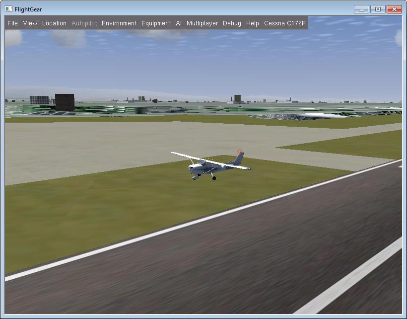 FlightGear Open Source Flight Simulator - Airplanes and Rockets