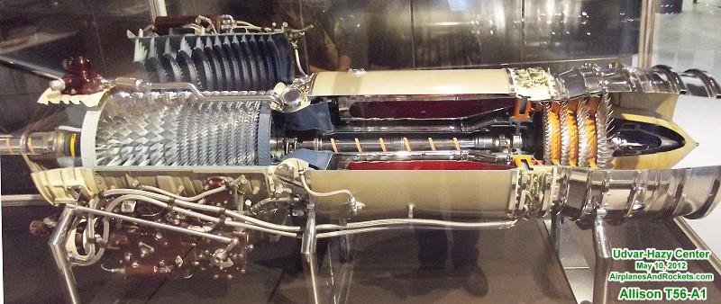 Allison T56 Turbopropulseur