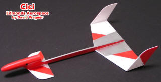 Cici Rocket Boost Glider (David Wagner) - Airplanes and Rockets