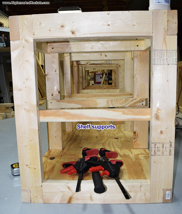 Woodworking Tips Building A Sturdy 2x4 Frame Workbench